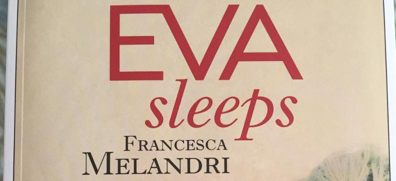 eva dorme - eva sleeps - francesca melandri