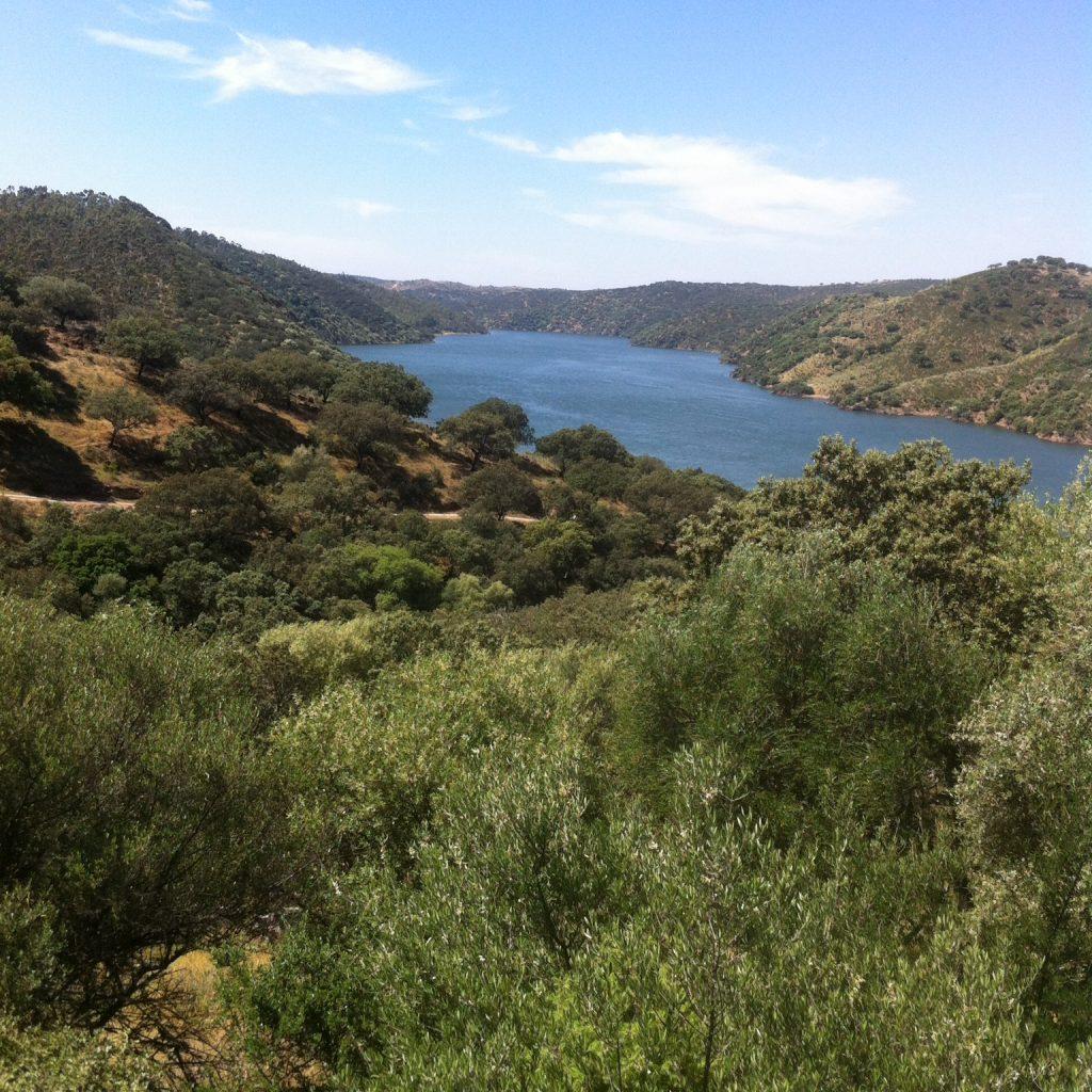 scrivere di luoghi - estremadura -parque nacional montfrague